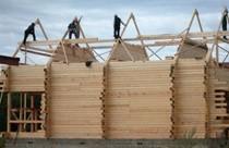 строительство домов из бруса в Омске