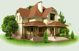 Строительство частных домов, , коттеджей в Омске. Строительные и отделочные работы в Омске и пригороде