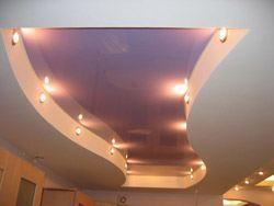 Ремонт и отделка потолков в Омске. Натяжные потолки, пластиковые потолки, навесные потолки, потолки из гипсокартона монтаж