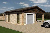 Строительство гаражей в Омске и пригороде