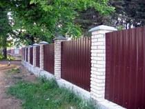 Строительство заборов, ограждений в Омске